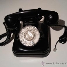 Teléfonos: TELEFONO BAQUELITA. Lote 32944280