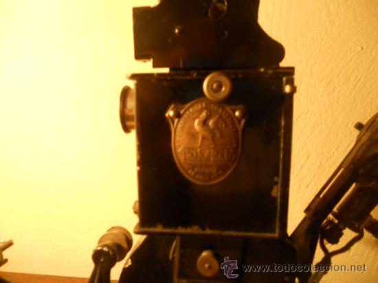 Antigüedades: PORYECTOR PATKE BABY - Foto 5 - 33038853