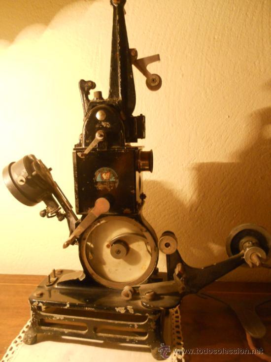 Antigüedades: PORYECTOR PATKE BABY - Foto 3 - 33038853