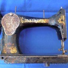 Antigüedades: MAQUINA DE COSER SINGER. Lote 33055697