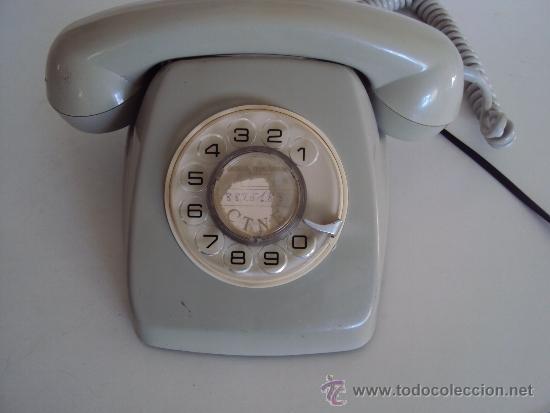 HERALDO GRIS (Antigüedades - Técnicas - Teléfonos Antiguos)