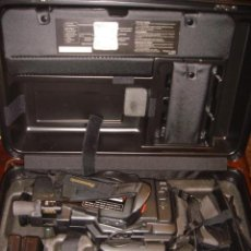 Antigüedades: VIDEO CAMARA SYTEM CASE VW - SHM4 FORDVHS MOVIE CAMERA VHS - C MOVIE FUNCIONANDO VER FT ADICIONAL. Lote 85714610