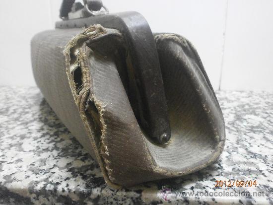 Antigüedades: ANTIGUO MALETIN DE MEDICO - Foto 3 - 33089776