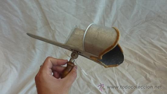 Antigüedades: Antiguo visor estereoscopico marca perfec scope, de principios de s.XX - Foto 5 - 33279925