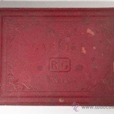 Antigüedades: CATÁLOGO DE HERRAJES ARTISTICOS FRANCÉS, MAISON R. GARNIER, FINALES DEL SIGLO XIX. Lote 33130782