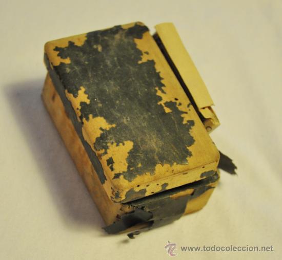 Antigüedades: MAQUINILLA DE AFEITAR EN SU CAJA - Foto 2 - 33184371