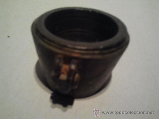 Antigüedades: Peso ponderal incompleto con marcas. - Foto 3 - 33230281