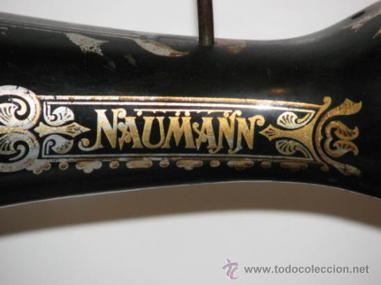 Antigüedades: ANTIGUA MÁQUINA SEIDEL & NAUMANN - Foto 4 - 33385630