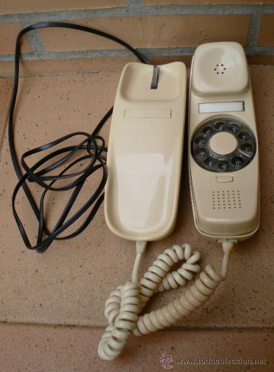 TELÉFONO GÓNDOLA CITESA COLOR MARFIL (Antigüedades - Técnicas - Teléfonos Antiguos)