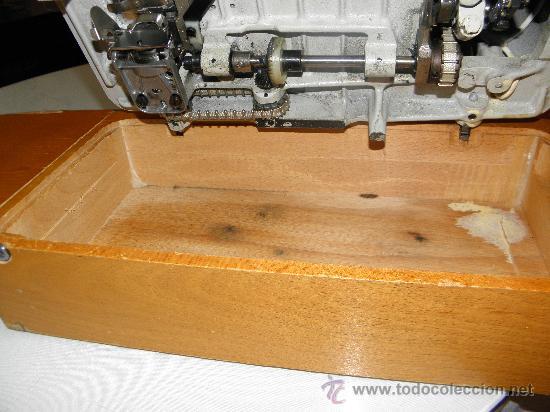 Antigüedades: MAQUINA DE COSER SIGMA - SUPER-AUTOMAT. (OCASION). (BUEN ESTADO). VER DESCRIP. Y FOTOS INTER/EXTER. - Foto 18 - 33397111