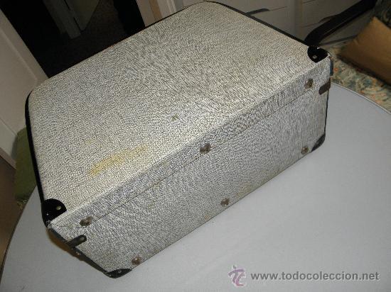 Antigüedades: MAQUINA DE COSER SIGMA - SUPER-AUTOMAT. (OCASION). (BUEN ESTADO). VER DESCRIP. Y FOTOS INTER/EXTER. - Foto 26 - 33397111