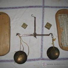 Antigüedades: BALANZA ANTIGUA.. Lote 33994581