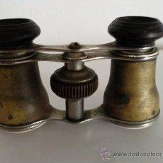 Antigüedades: ANTIGUO ANTEOJOS DE TEATRO.METAL. Lote 33508553