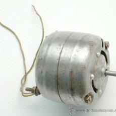 Antigüedades: ANTIGUO MOTOR DE 125 V.. Lote 33542423