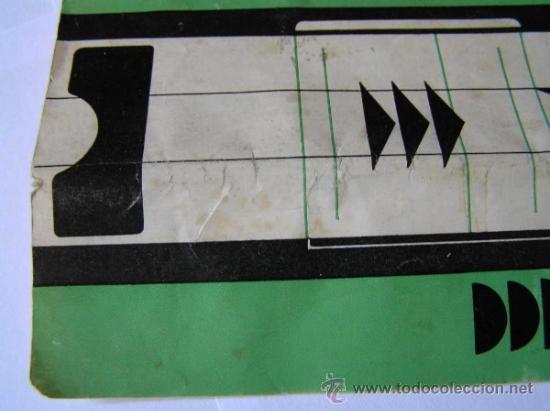 Antigüedades: INSTRUCCIONES REGLA DE CALCULO DE PRECISION NOVO-BIPLEX No. 2/83 62/83 SLIDE RULE RECHENSCHIEBER - Foto 5 - 33570762