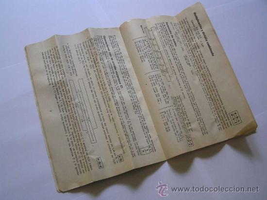Antigüedades: INSTRUCCIONES REGLA DE CALCULO DE PRECISION NOVO-BIPLEX No. 2/83 62/83 SLIDE RULE RECHENSCHIEBER - Foto 15 - 33570762