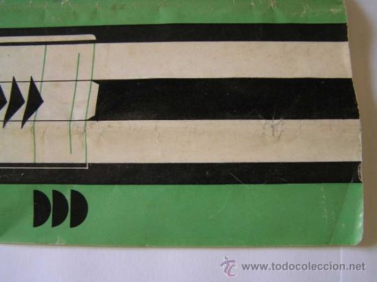 Antigüedades: INSTRUCCIONES REGLA DE CALCULO DE PRECISION NOVO-BIPLEX No. 2/83 62/83 SLIDE RULE RECHENSCHIEBER - Foto 6 - 33570762