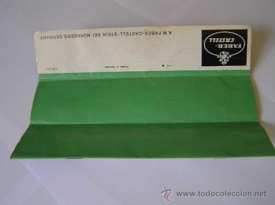 Antigüedades: INSTRUCCIONES REGLA DE CALCULO DE PRECISION NOVO-BIPLEX No. 2/83 62/83 SLIDE RULE RECHENSCHIEBER - Foto 23 - 33570762