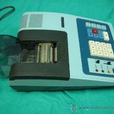 Antigüedades: CALCULADORA ELECTRONICA PAINSTRONIC MC75. DIXONS INTERNATIONAL. MADE IN JAPAN. FUNCIONA. Lote 33599236