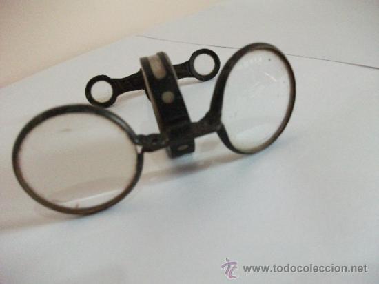 Antigüedades: Binoculares con brújula y espejo - Alemania - Completos y enteros WWI - Foto 5 - 33742413