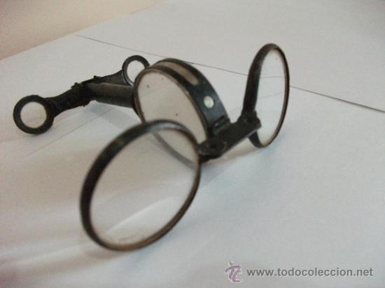 Antigüedades: Binoculares con brújula y espejo - Alemania - Completos y enteros WWI - Foto 8 - 33742413