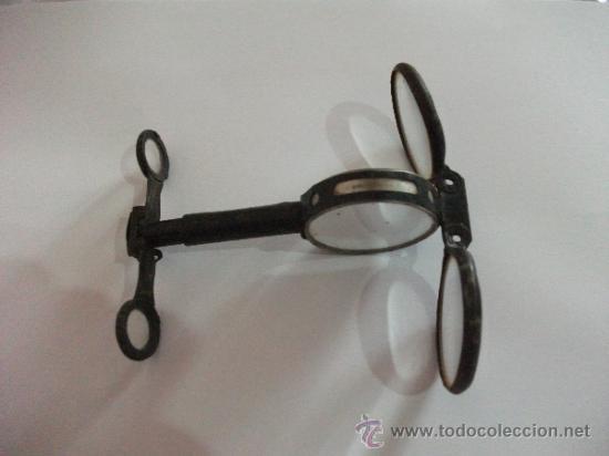 Antigüedades: Binoculares con brújula y espejo - Alemania - Completos y enteros WWI - Foto 16 - 33742413