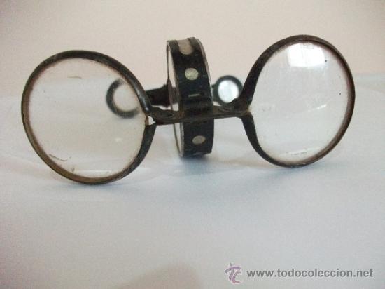 Antigüedades: Binoculares con brújula y espejo - Alemania - Completos y enteros WWI - Foto 3 - 33742413