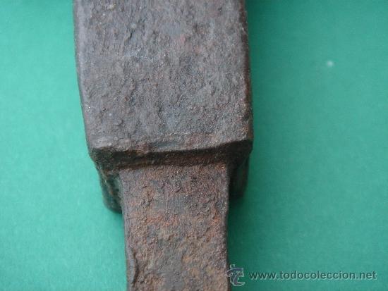 Antigüedades: ZONA DE SEPARACIÓN DEL YUNQUE DE SU VÁSTAGO - Foto 6 - 33784166