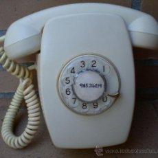 Teléfonos: TELÉFONO DE PARED HERALDO DE CITESA COLOR MARFIL. Lote 83147084