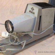 Antigüedades: PROYECTOR AGFA CP66. Lote 33793310