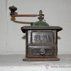 Antigüedades: ANTIGUO MOLINILLO DE CAFE ELMA. Lote 33818567