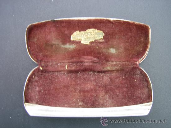 Antigüedades: Gafas antiguas de sol en color marron - Foto 5 - 33851909