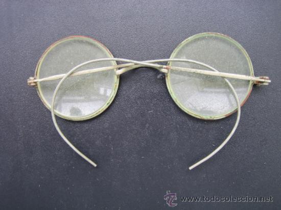 Antigüedades: Gafas antiguas - Foto 9 - 33852014