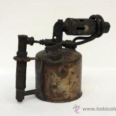 Antigüedades: ANTIGUO SOPLETE SUECO EN . Lote 33921342