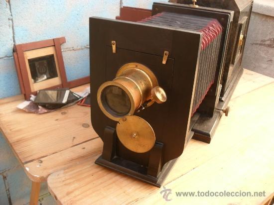 Antigüedades: enorme linterna magica con fotos cristal,funciona,mirala hay muchas fotos - Foto 8 - 33985804