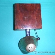 Antigüedades: TIMBRE ELECTRICO DE CAMPANA. Lote 34086079