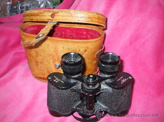 Antigüedades: Antiguos prismaticos Alemanes , de los años 40 - Foto 2 - 34094609