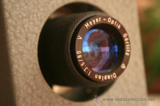 Antigüedades: Proyector de diapositivas ASPECTAR 150 - Foto 2 - 124643166