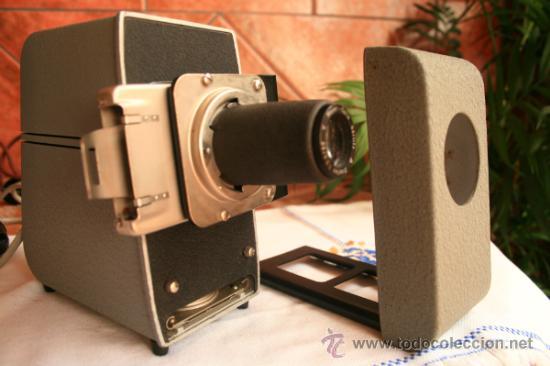 Antigüedades: Proyector de diapositivas ASPECTAR 150 - Foto 3 - 124643166
