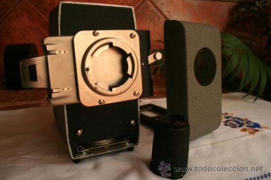 Antigüedades: Proyector de diapositivas ASPECTAR 150 - Foto 5 - 124643166