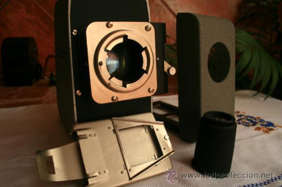 Antigüedades: Proyector de diapositivas ASPECTAR 150 - Foto 6 - 124643166