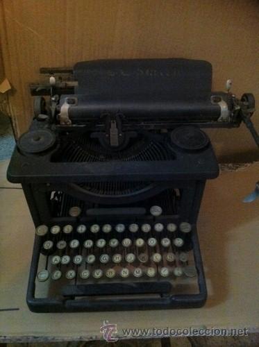 SMITH (Antigüedades - Técnicas - Máquinas de Escribir Antiguas - Smith)