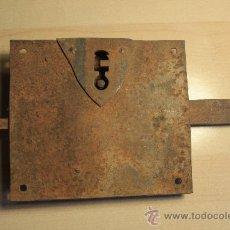 Antigüedades: CERRADURA ANTIGUA. Lote 34169097
