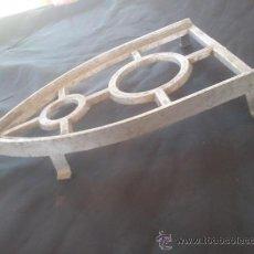 Antigüedades: PIE DE PLANCHA. Lote 34184383