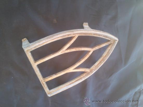 PIE DE PLANCHA (Antigüedades - Técnicas - Planchas Antiguas - Varios)