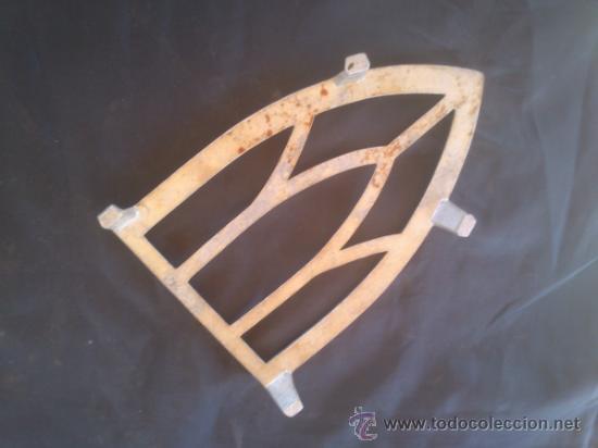 Antigüedades: PIE DE PLANCHA - Foto 2 - 34184458