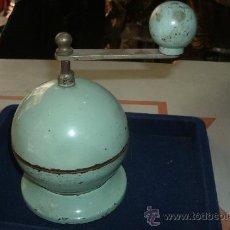 Antigüedades: RARO Y ORIGINAL MOLINILLO ITALIANO DEL SIGLO XIX CON MARCAJE DE PATENTE. Lote 34273008
