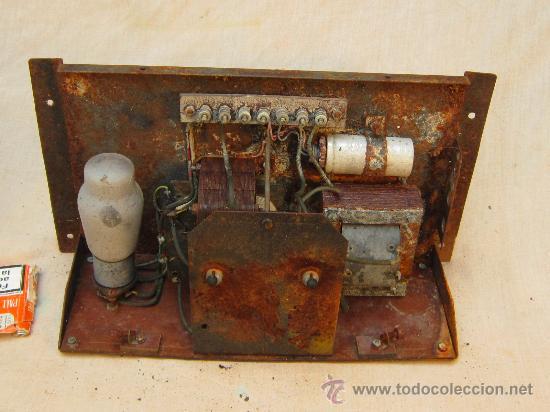 CAJA MATERIAL ELECTRICO (Antigüedades - Técnicas - Herramientas Profesionales - Electricidad)