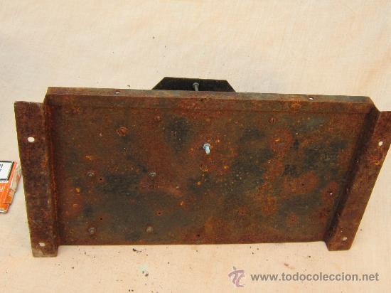 Antigüedades: CAJA MATERIAL ELECTRICO - Foto 3 - 34332623
