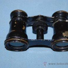 Antigüedades: ANTIGUO PRISMÁTICO EN METAL. Lote 34405935